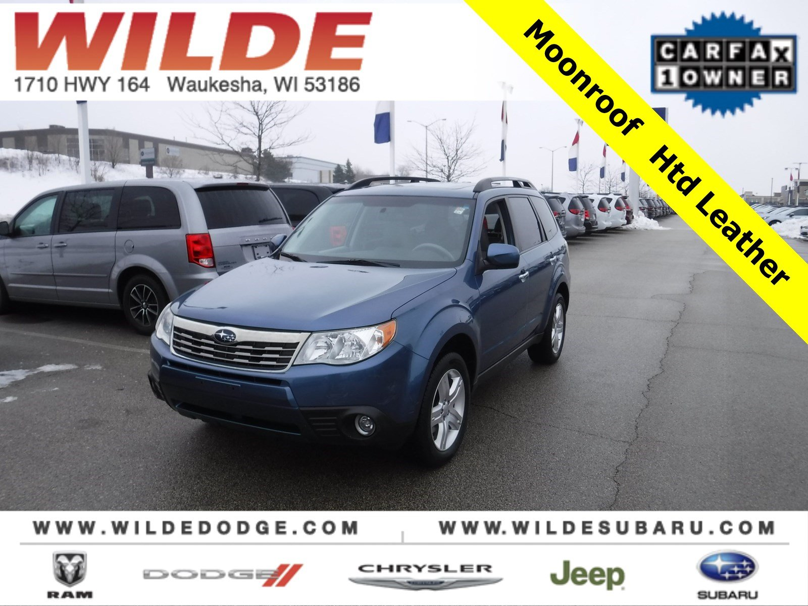 Pre-Owned 2010 Subaru Forester 2.5X Limited