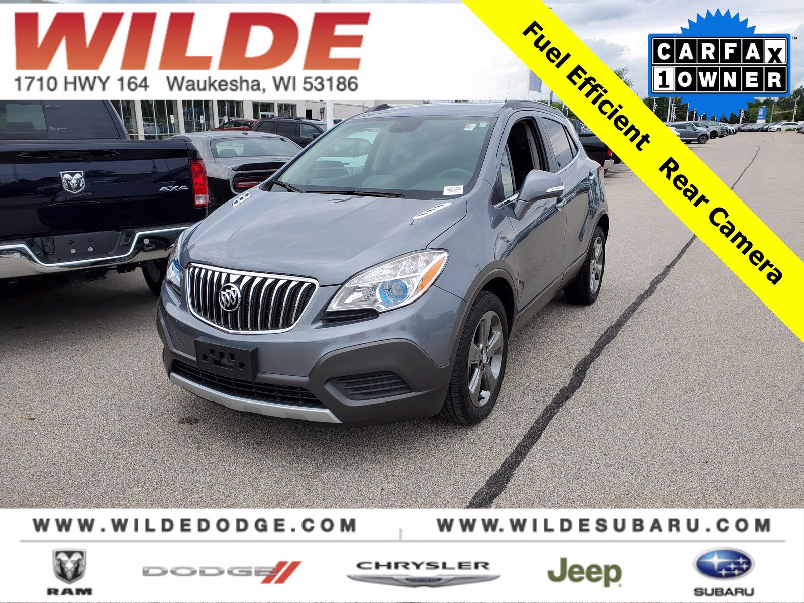 Pre-Owned 2014 Buick Encore 4DR FWD