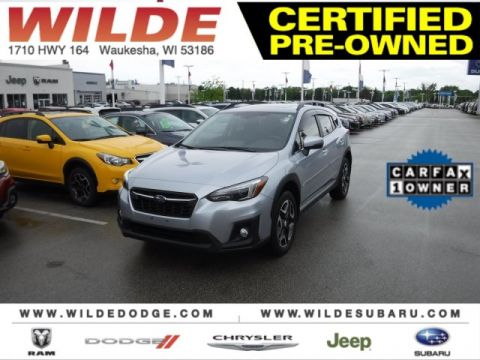 Pre-Owned 2018 Subaru Crosstrek Limited