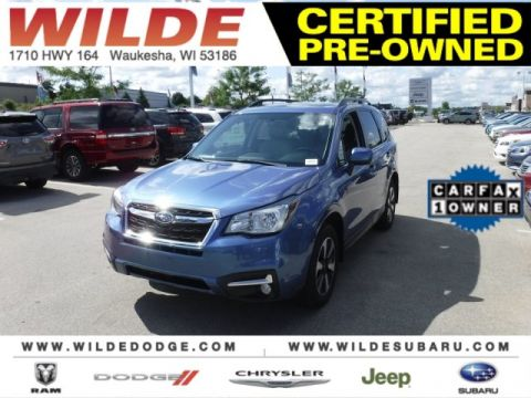 Pre-Owned 2018 Subaru Forester Limited