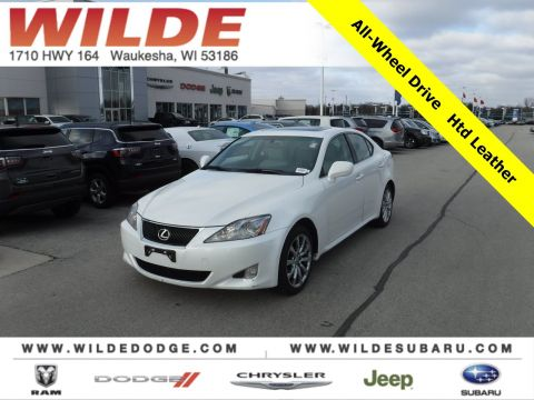Pre-Owned 2007 Lexus IS 250 4DR SDN SPT AWD