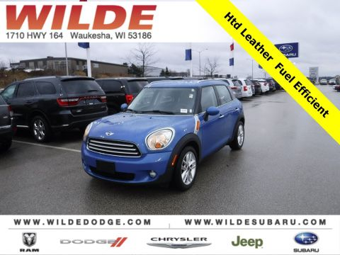 Pre-Owned 2011 MINI Cooper Countryman 4DR FWD